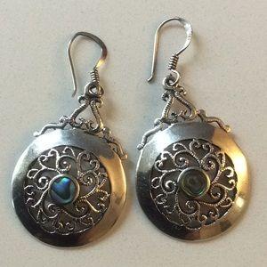 Jewelry - 925 sterling silver earrings